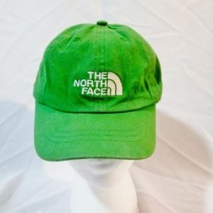 THE NORTH FACE EMBROIDERED LOGO baseball cap